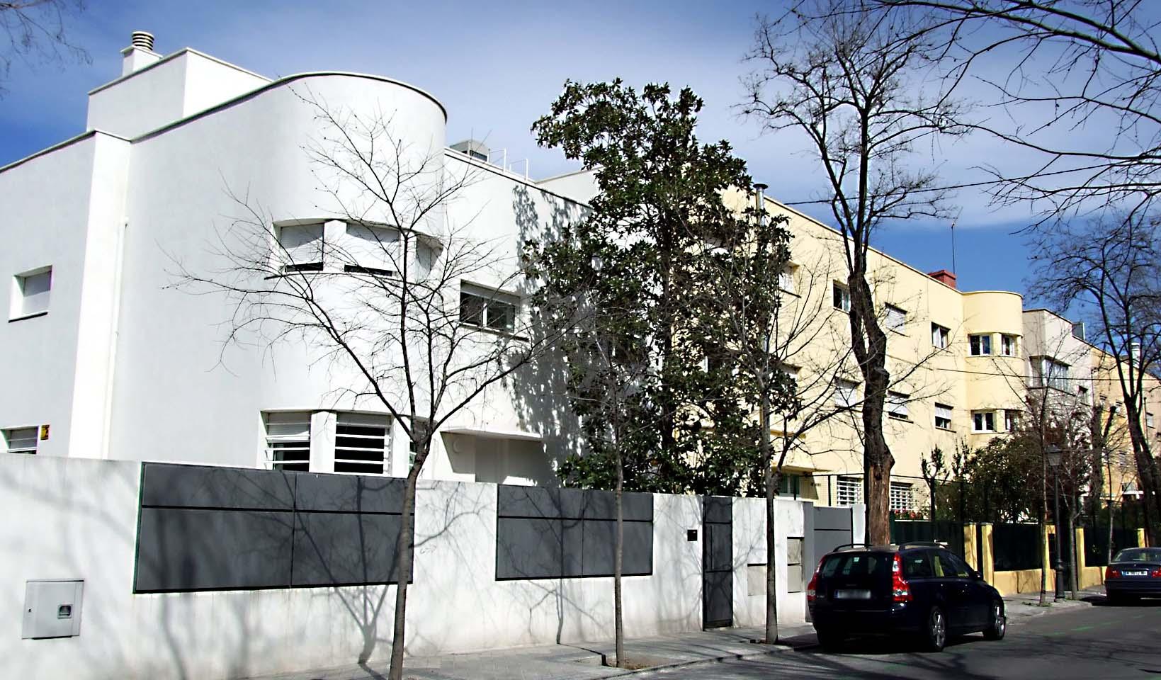 """Colonia """"El Viso"""", de barrio obrero a zona residencial"""