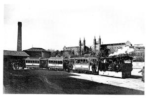 3_Tranvía Plaza Chamartín_1905