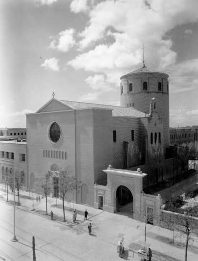 Iglesia Espiritu Santo- Moreno 1954