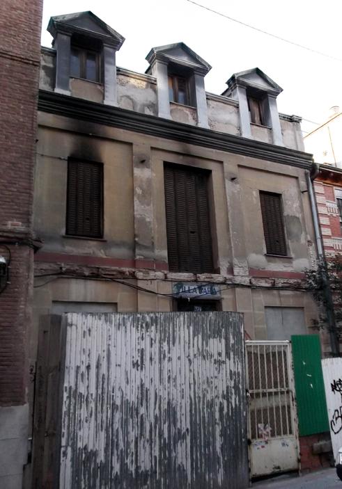 La desaparici n de madrid moderno la guindalera for Madrid moderno
