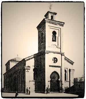 Parroquia de San Matias 1880