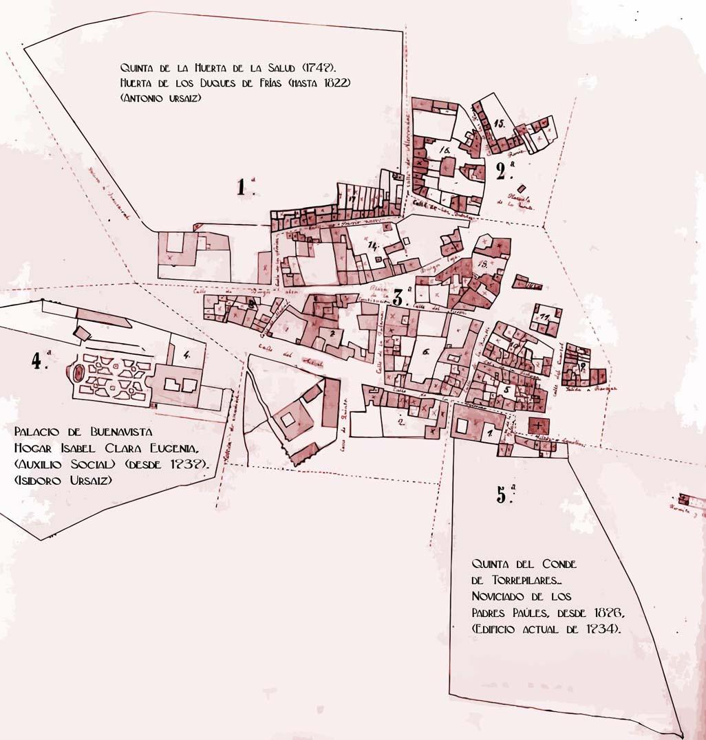 casco urbano de hortaleza 1870