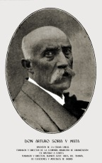 Don Arturo Soria y Mata