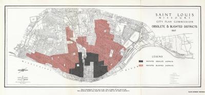 Plano San Luis 1947