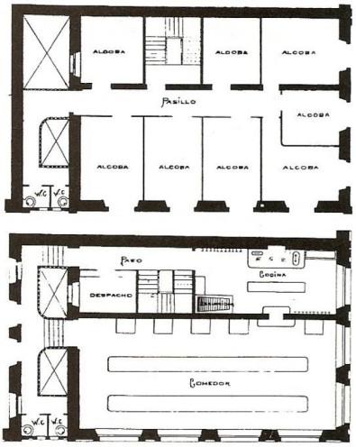 Planta Fonda Suiza 1909