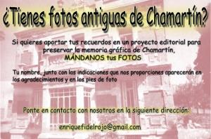 Tienes fotos antiguas de Chamartín