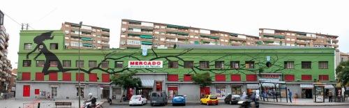 Mercado Municipal de Tetuán 2014