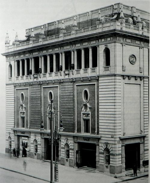 Palacio de la Música 1929