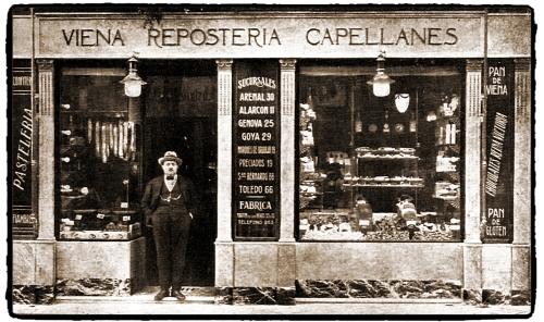 Sucursal  Alcala 127_ 1923
