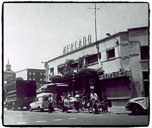 Mercado Prosperidad 1970BN