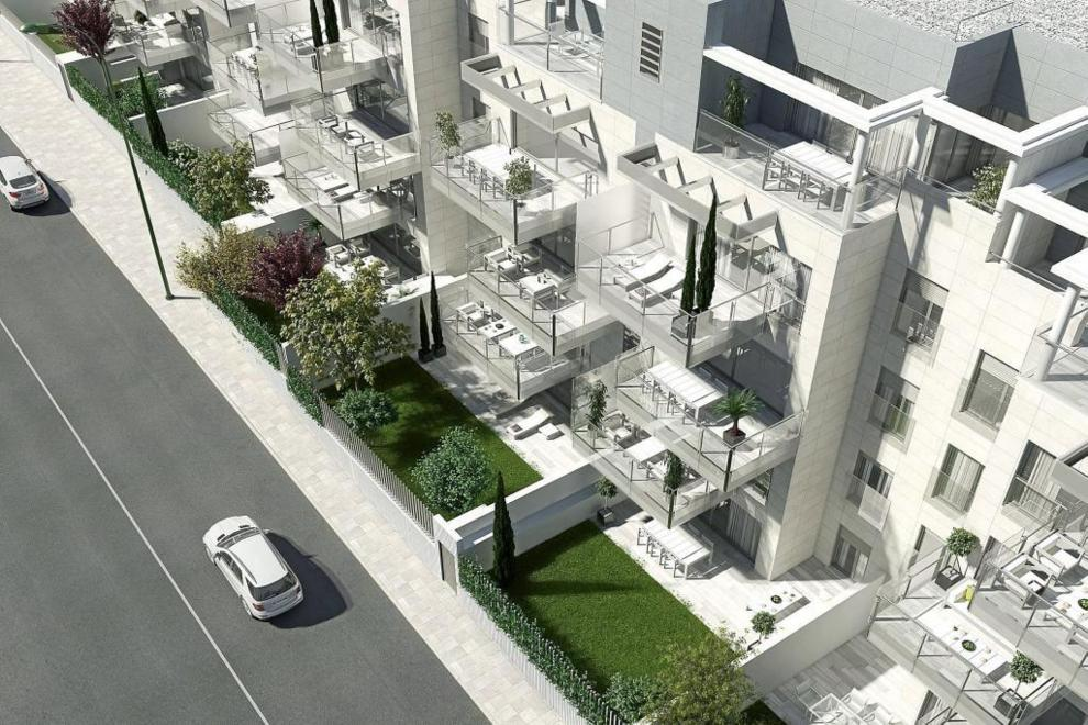 Barrios urban idade for Viviendas lujo madrid