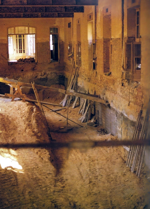 Excavacion y cimentacion nuevos sotanos_1990 CAM-SMALL