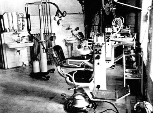 Hospital de Maudes-Consulta odontología 1939-AGA_SMALL