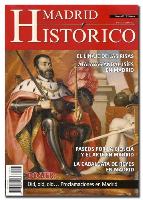 Revista Madrid Histórico Enero 2017