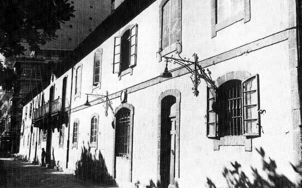 Escuela de Gramática de Ferrol 1970.