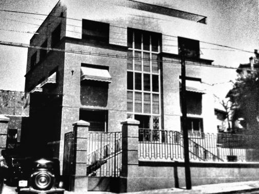 Paseo de la Habana 75. Televisión Española.