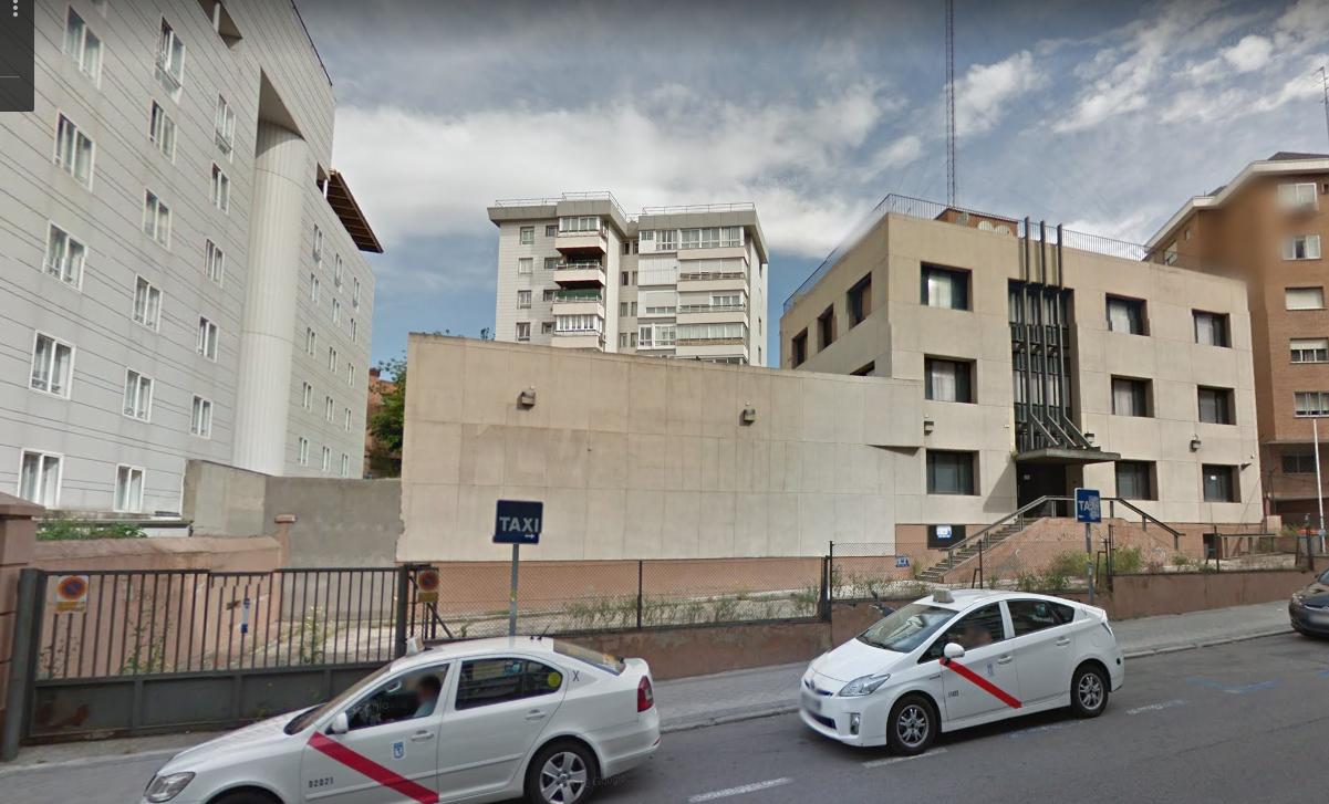 RTVE, Paseo de la Habana 75, 2016.