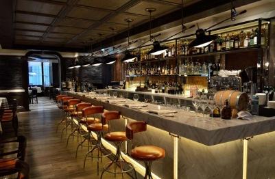 Restaurante nuevo luz leds