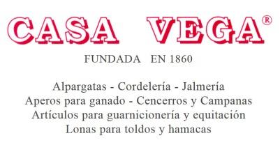 Casa Vega tarjeta