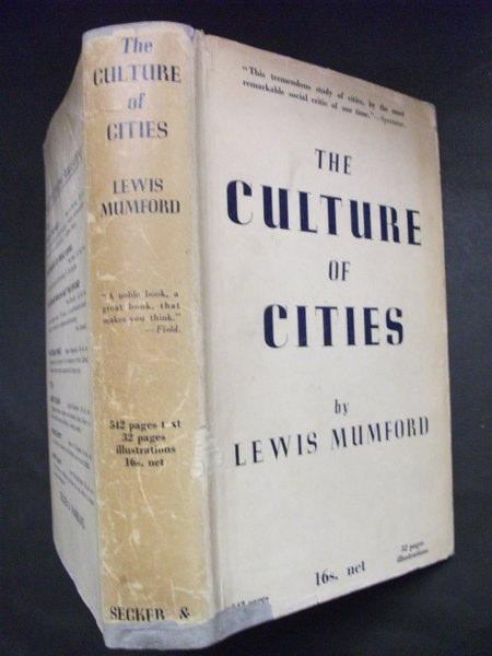 Lewis Mamford libro