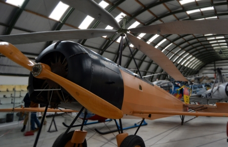 Autogiro De la Cierva-small