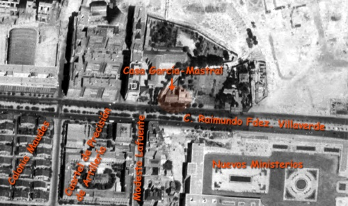 Foto aérea 1967