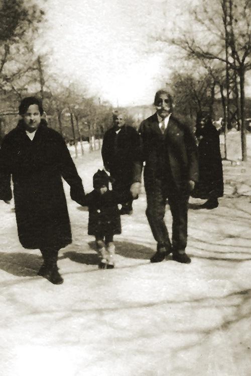 Padres Gloria y Encarna-1932