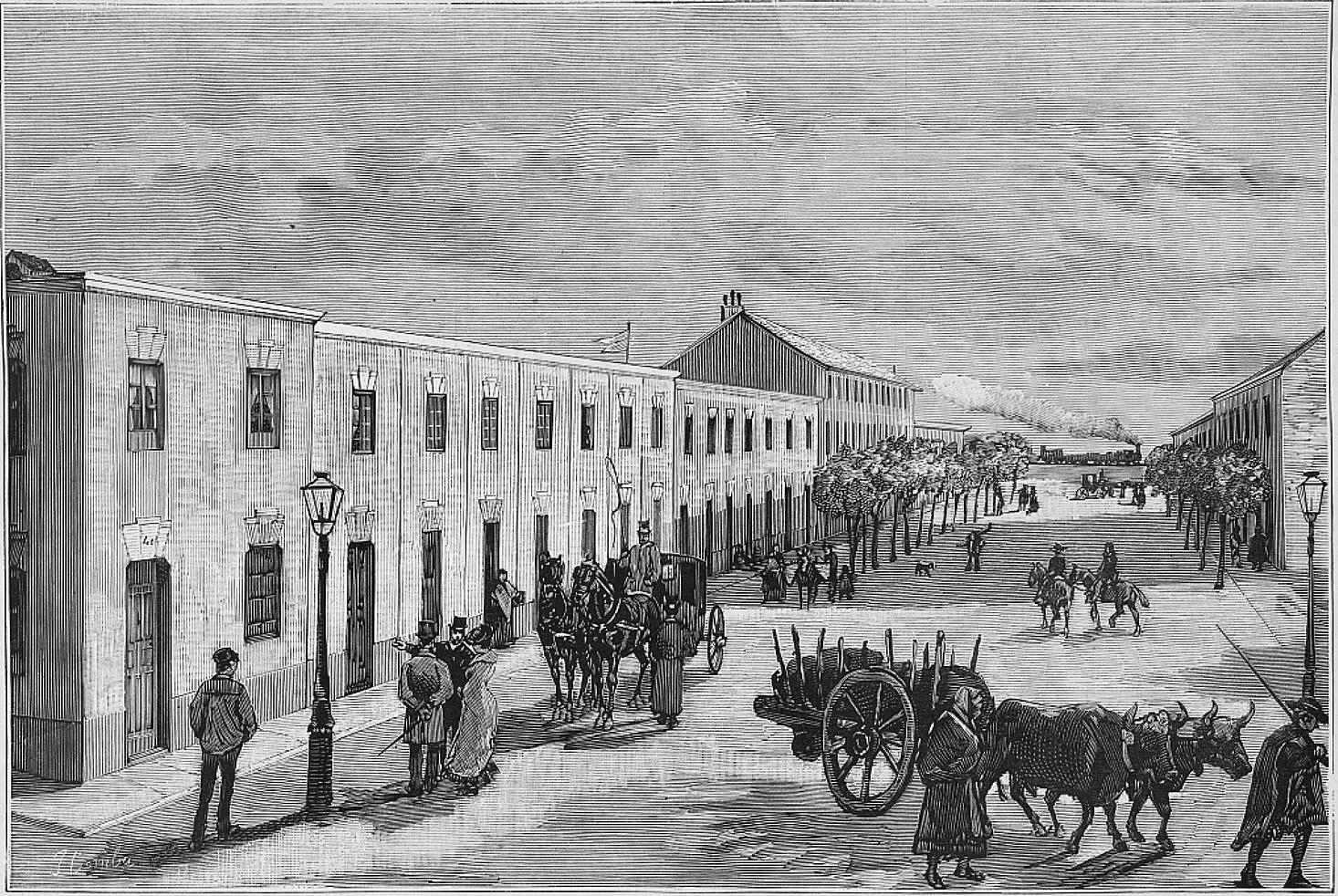 Calle Caridad 1883_IEyA_Comba