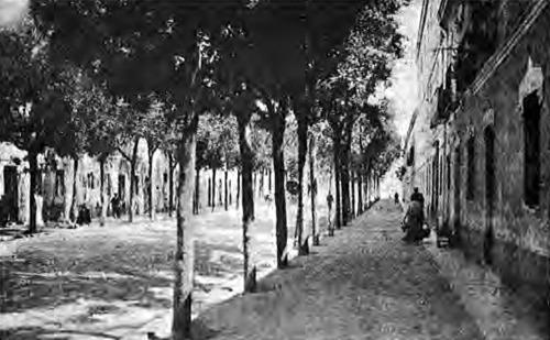 Calle Caridad 1900
