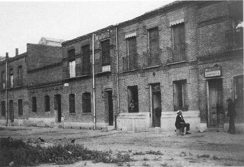 Colonia Bellas Vistas calle Leñeros 1898