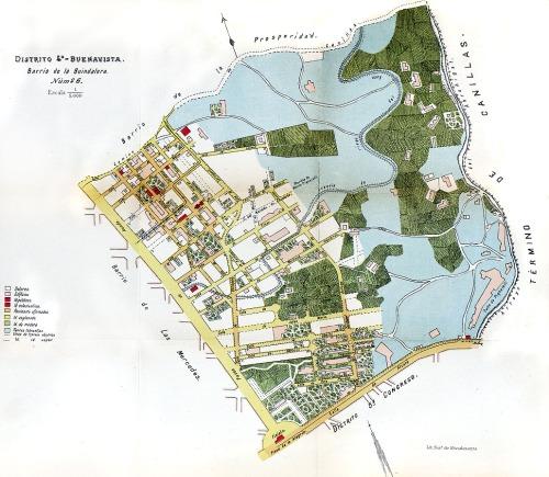 La Guindalera G. Iribas 1910