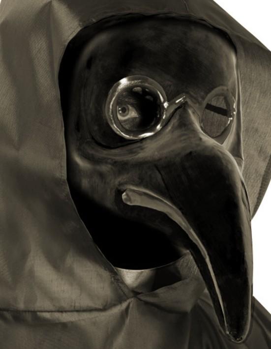 Mascarar-peste-negra