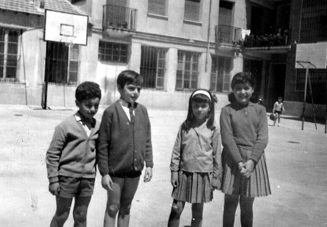Patio Ateneo 1966Wki