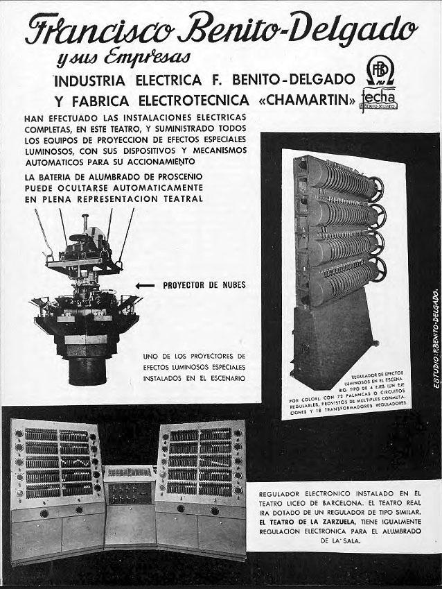 Anuncio temporada1956 teatro Zarzuela01
